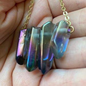Crystal Quarts Necklace